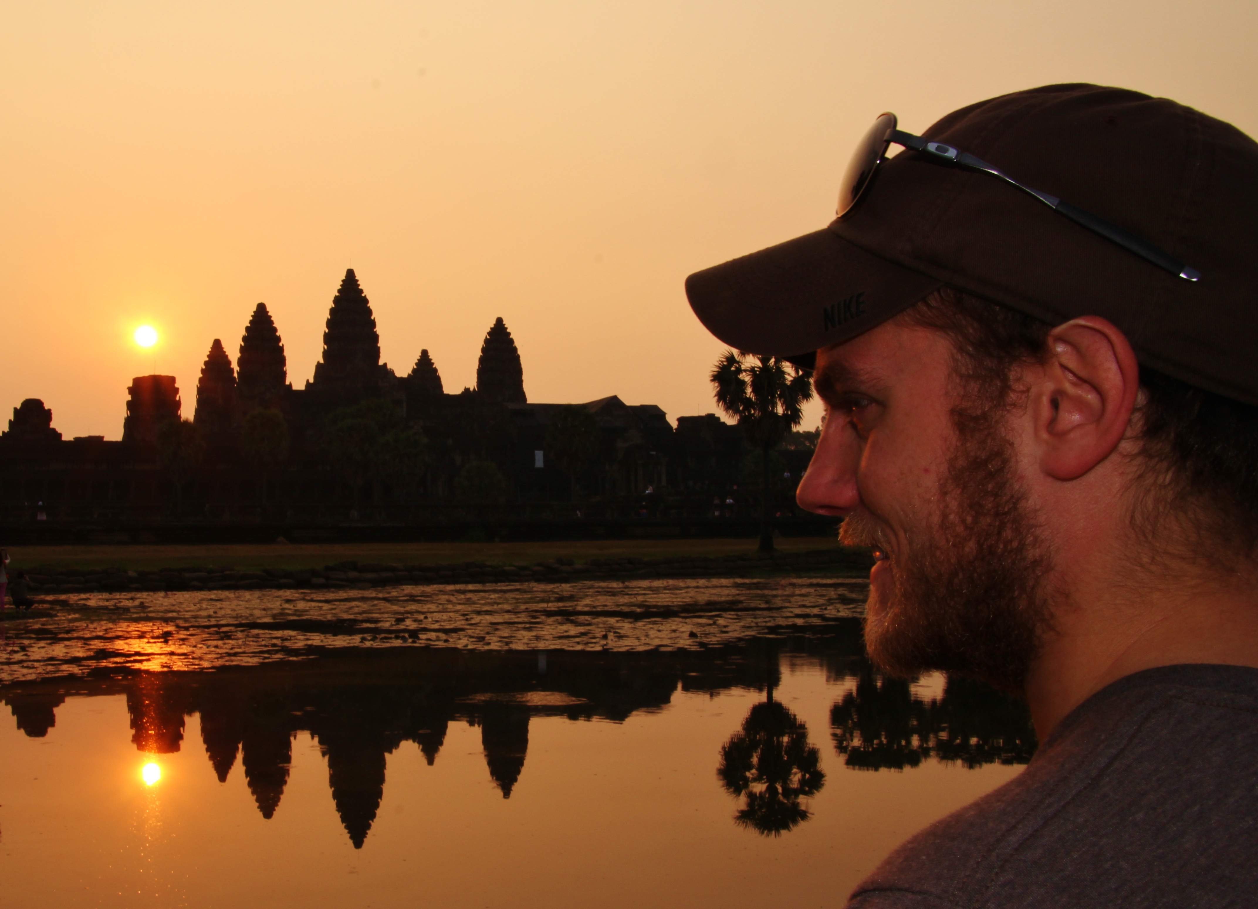 siem reap, angkor wat, cambodia