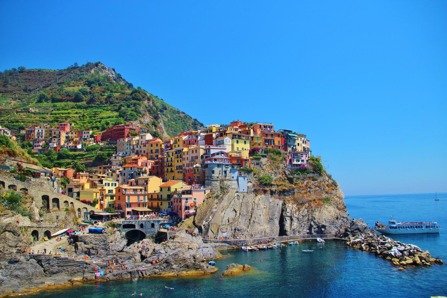 cinque terre italy travel blog